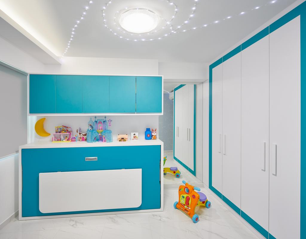 Modern, HDB, Bedroom, Teck Ghee Parkview, Interior Designer, Absolook Interior Design, Indoors, Interior Design