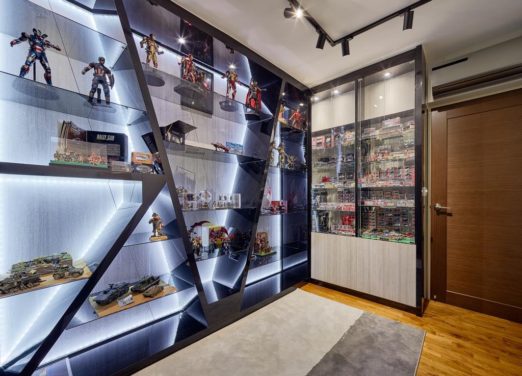 Modern, HDB, The Verandah @Matilda, Interior Designer, Absolook Interior Design