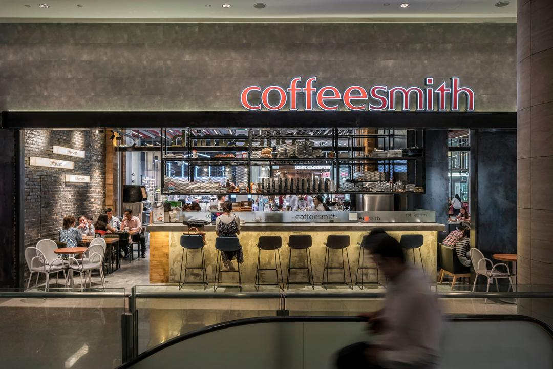 Coffeesmith, Ethereall, Industrial, Commercial, Cafe, Restaurant