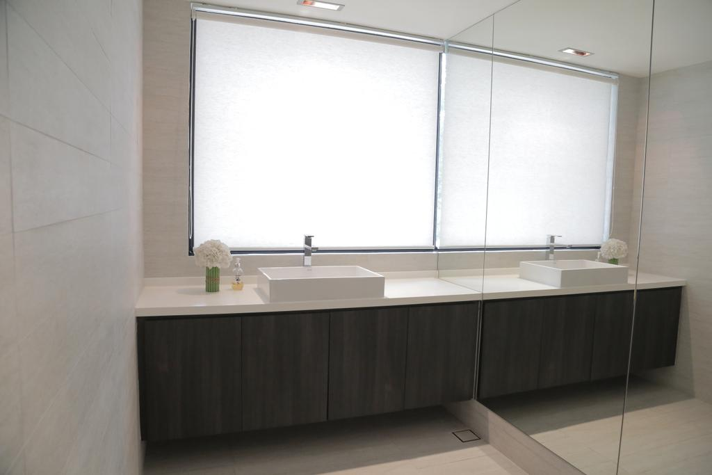Contemporary, Landed, Bathroom, Tai Hwan Crescent, Interior Designer, Forefront Interior