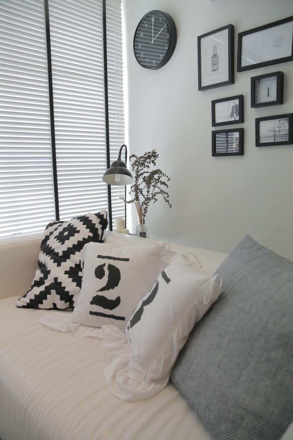 Contemporary, Landed, Living Room, Tai Hwan Crescent, Interior Designer, Forefront Interior