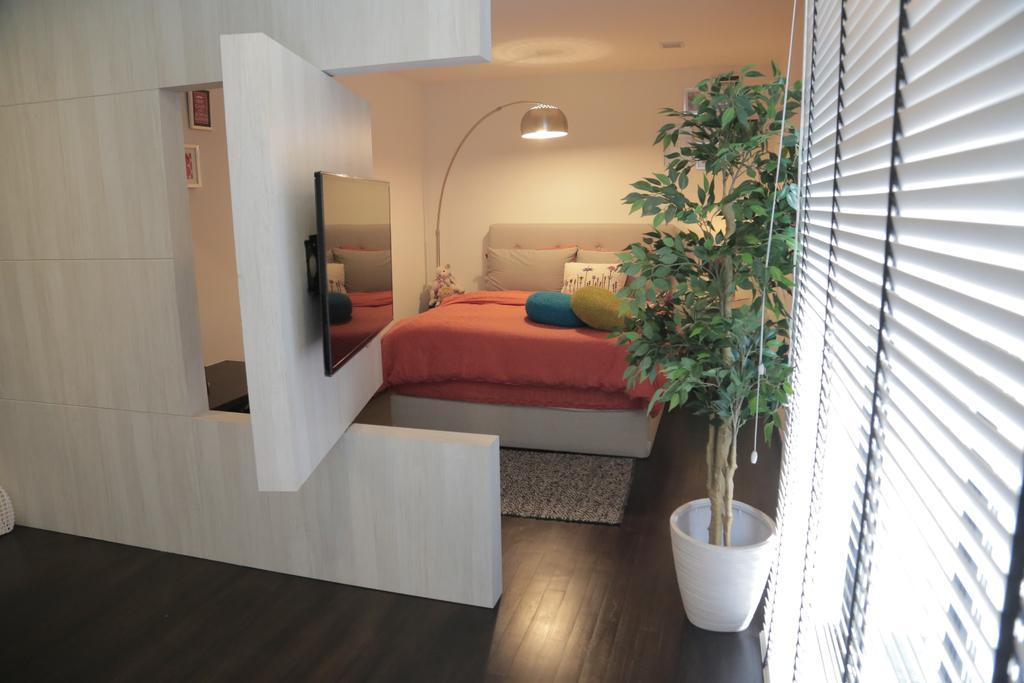 Contemporary, Landed, Bedroom, Tai Hwan Crescent, Interior Designer, Forefront Interior, Flora, Jar, Plant, Potted Plant, Pottery, Vase, Indoors, Interior Design