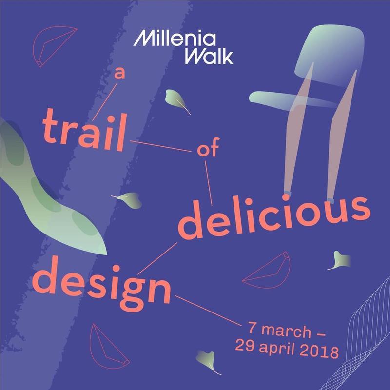 Millenia Walk Singapore Design Week 2018 Qanvast Workshop