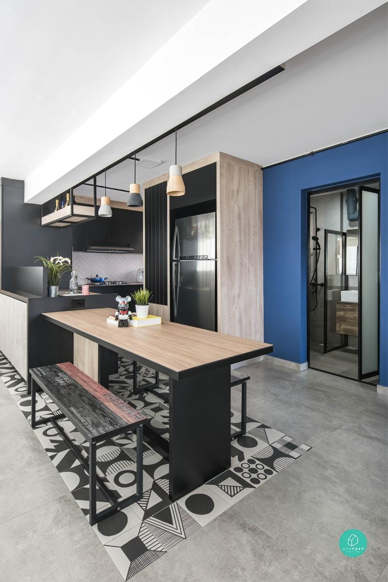 Open Kitchen Concepts in HDB
