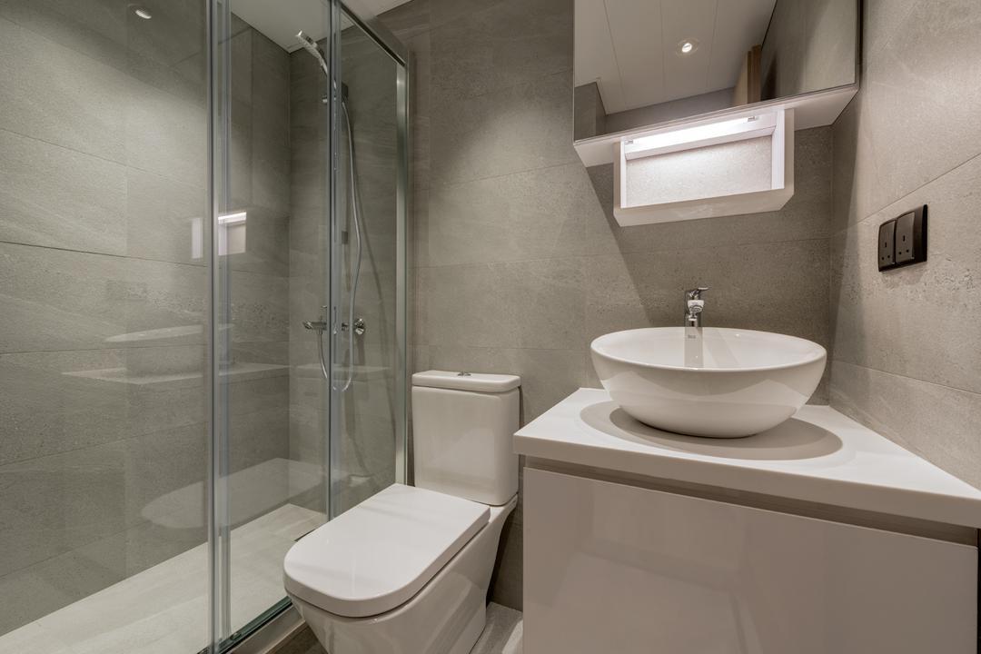 都會駅, Pixel Interior Design, 摩登, 浴室, 私家樓, Indoors, Interior Design, Room, Toilet