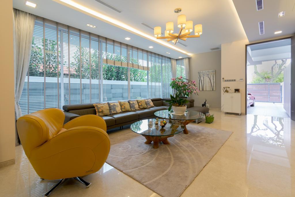 Contemporary, Landed, Living Room, Frankel Avenue, Interior Designer, Imago Dei 3, Chair, Furniture, Couch, Indoors, Interior Design