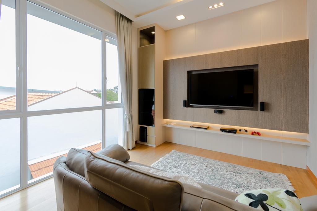 Contemporary, Landed, Bedroom, Frankel Avenue, Interior Designer, Imago Dei 3, Indoors, Interior Design