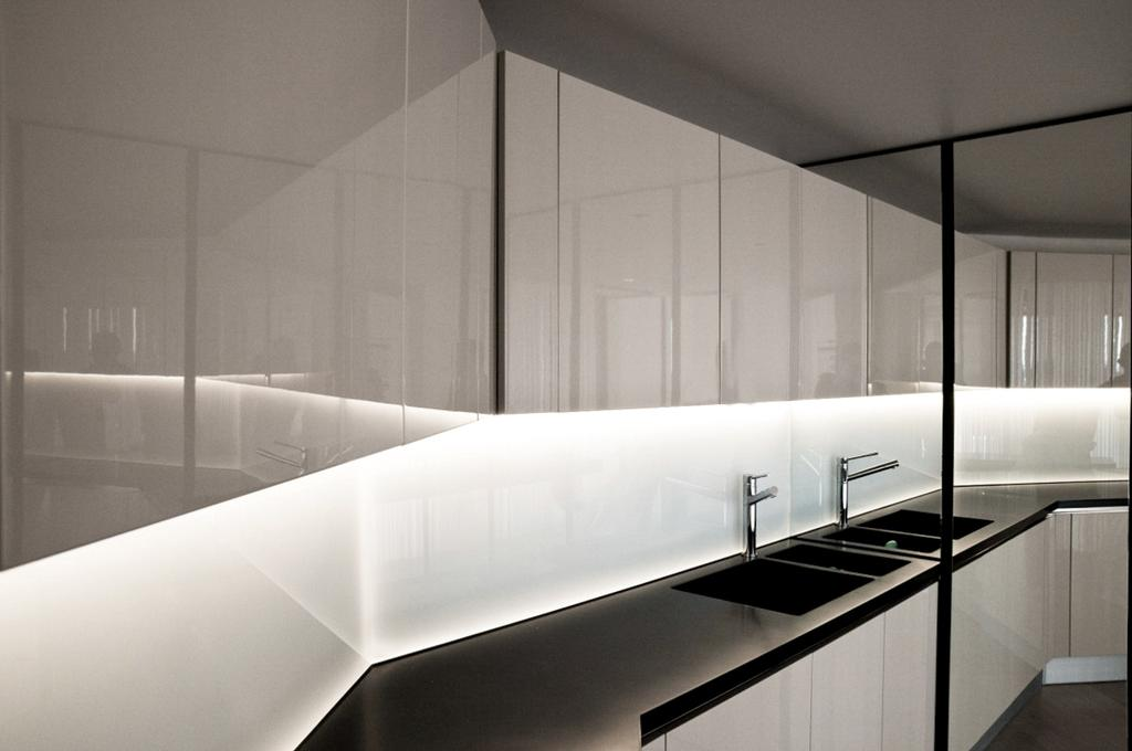 Minimalist, Condo, Kitchen, Paterson Suites, Interior Designer, Imago Dei 3