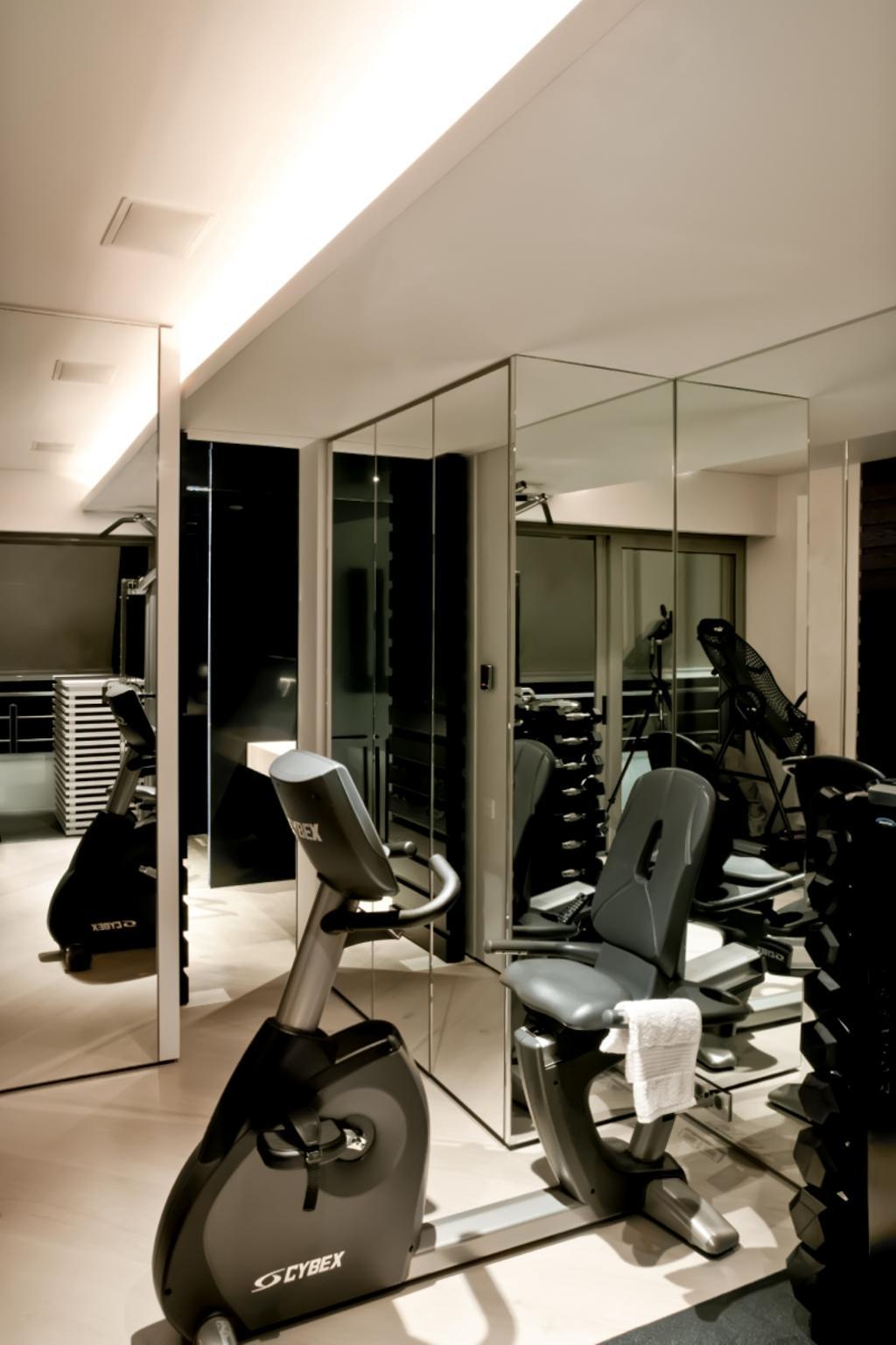 Minimalistic, Condo, Paterson Suites, Interior Designer, Imago Dei 3, Chair, Furniture, Scooter, Transportation, Vehicle, Door, Sliding Door