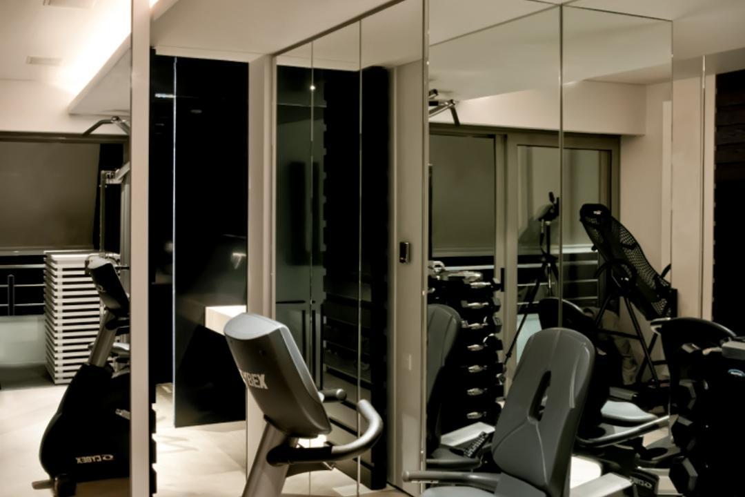 Paterson Suites, Imago Dei 3, Minimalistic, Condo, Chair, Furniture, Scooter, Transportation, Vehicle, Door, Sliding Door