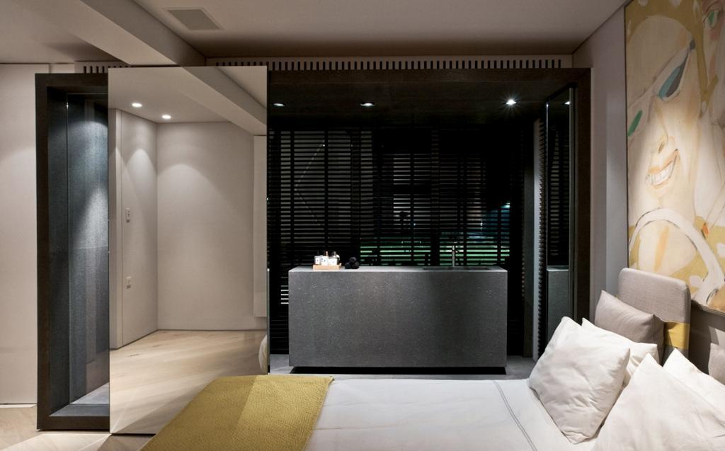 Minimalist, Condo, Bedroom, Paterson Suites, Interior Designer, Imago Dei 3, Indoors, Room