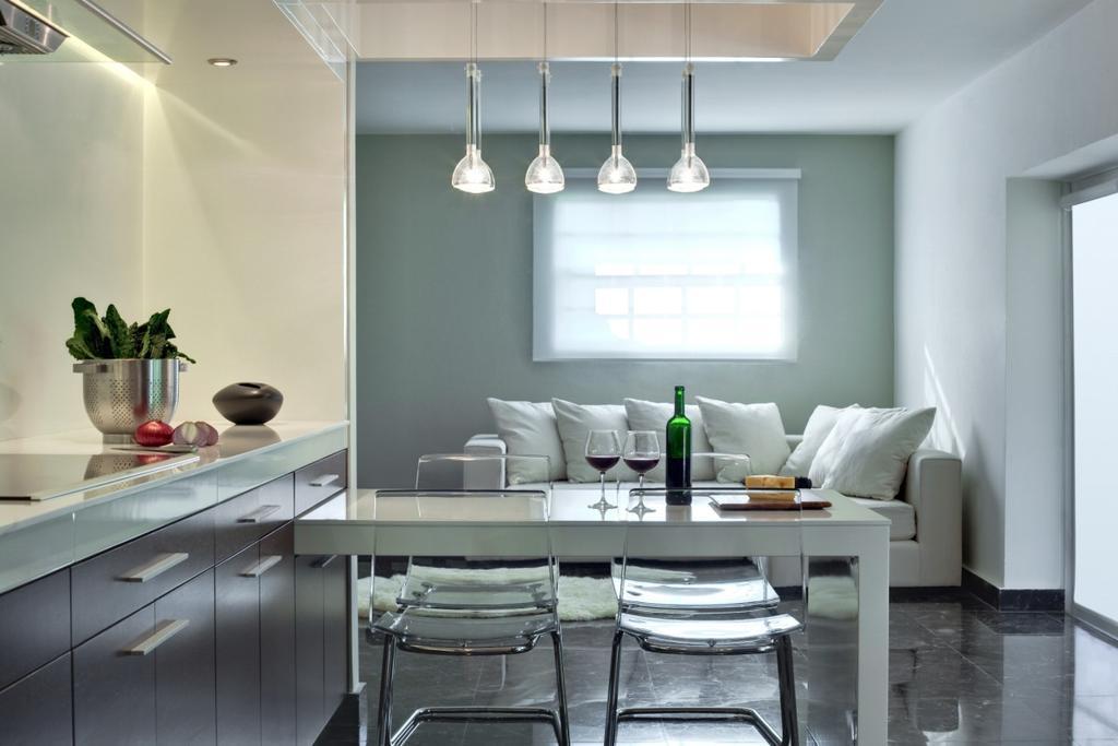 Contemporary, Condo, Dining Room, The Light @ Cairnhill, Interior Designer, Imago Dei 3, Indoors, Interior Design, Room