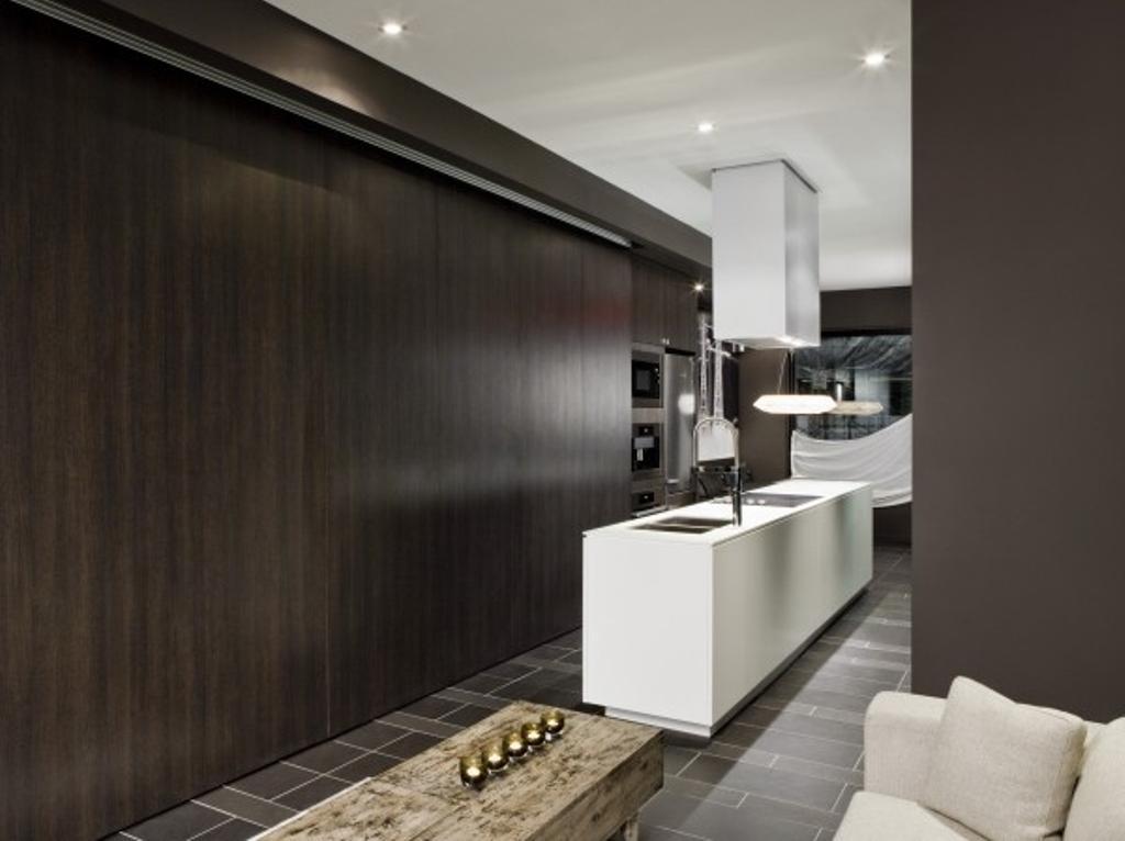 Modern, Condo, Kitchen, The Central, Interior Designer, Imago Dei 3