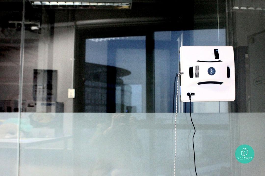 Hobot 268 Robot Window Cleaner Review