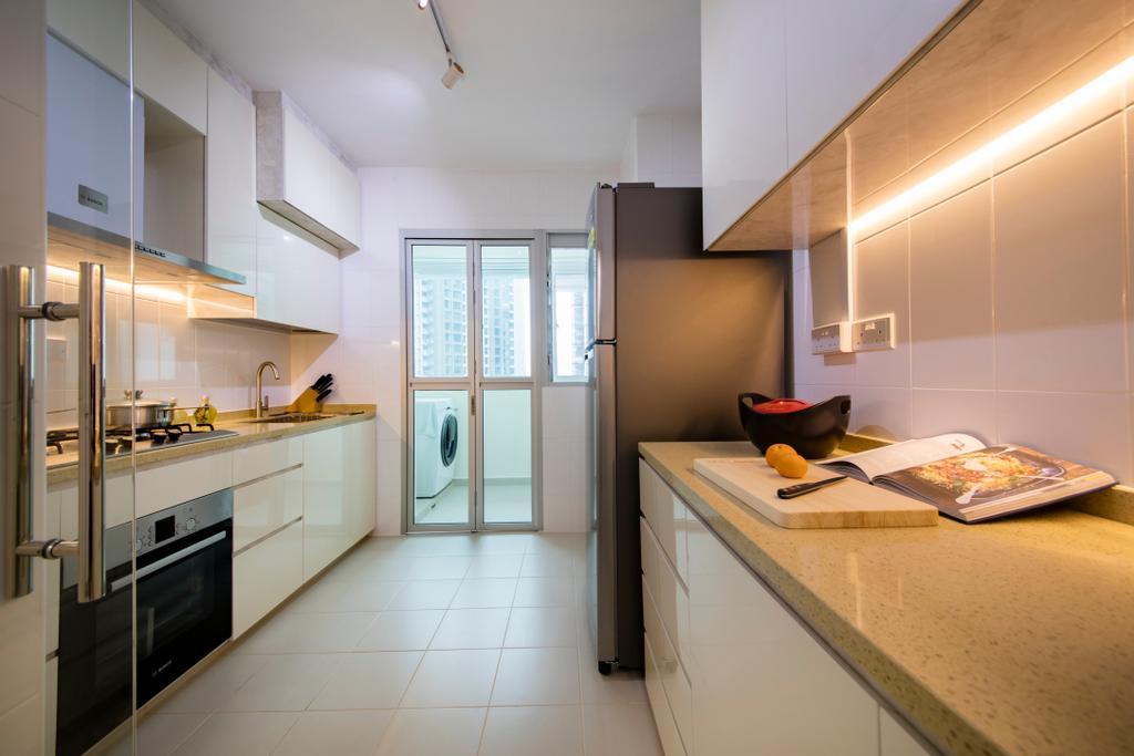 Modern, HDB, Clementi (Block 312B), Interior Designer, ECasa Studio, Minimalistic, Indoors, Interior Design, Building, Housing