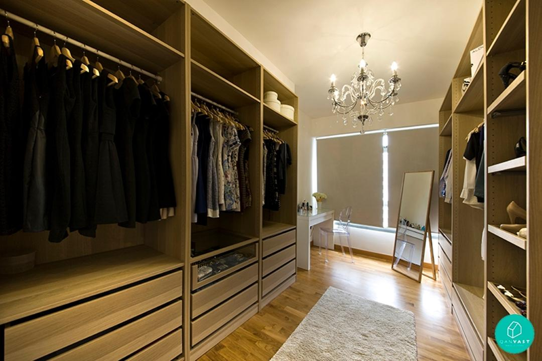 9 Gorgeous Walk-in Wardrobes Every Girl Would Love To Have 9