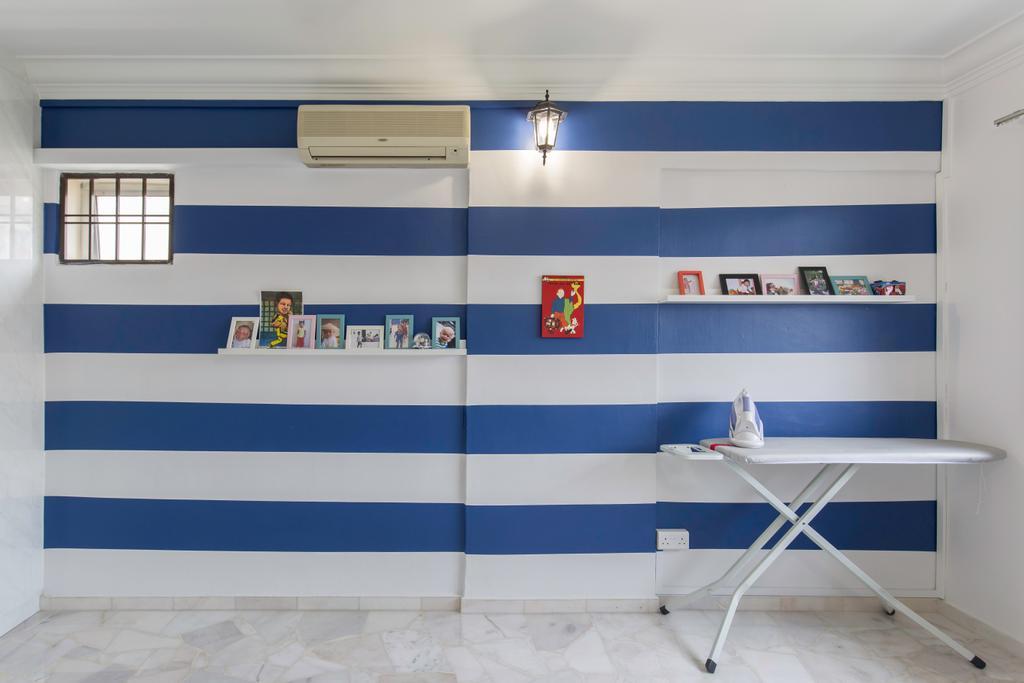 Modern, HDB, Bedroom, Tampines Street 33, Interior Designer, PHD Posh Home Design
