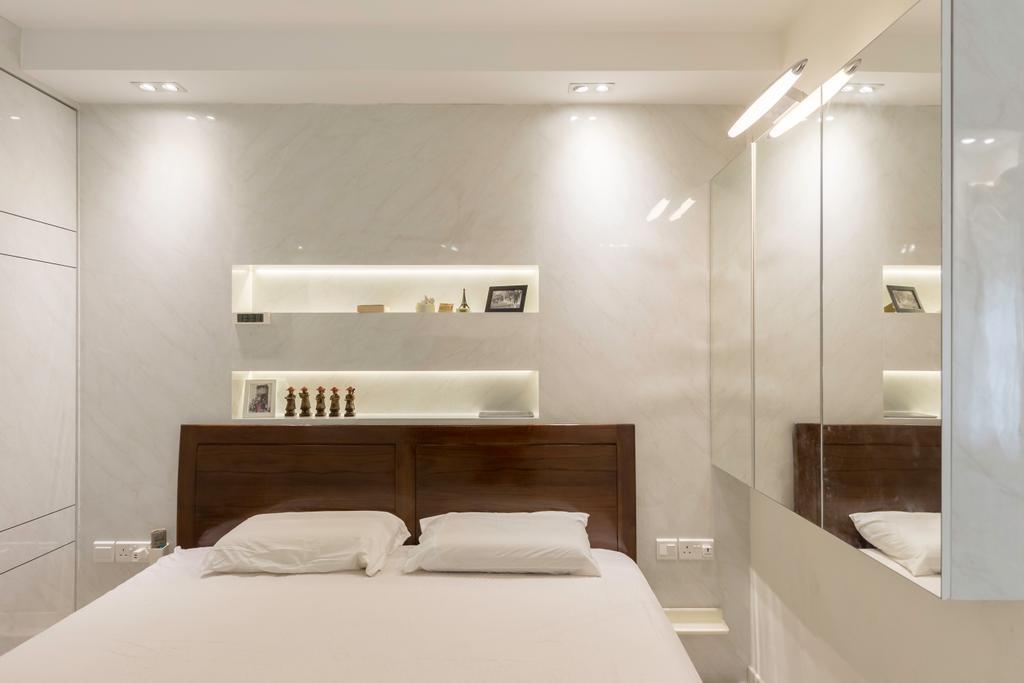 Modern, HDB, Tampines Street 33, Interior Designer, PHD Posh Home Design, Indoors, Interior Design