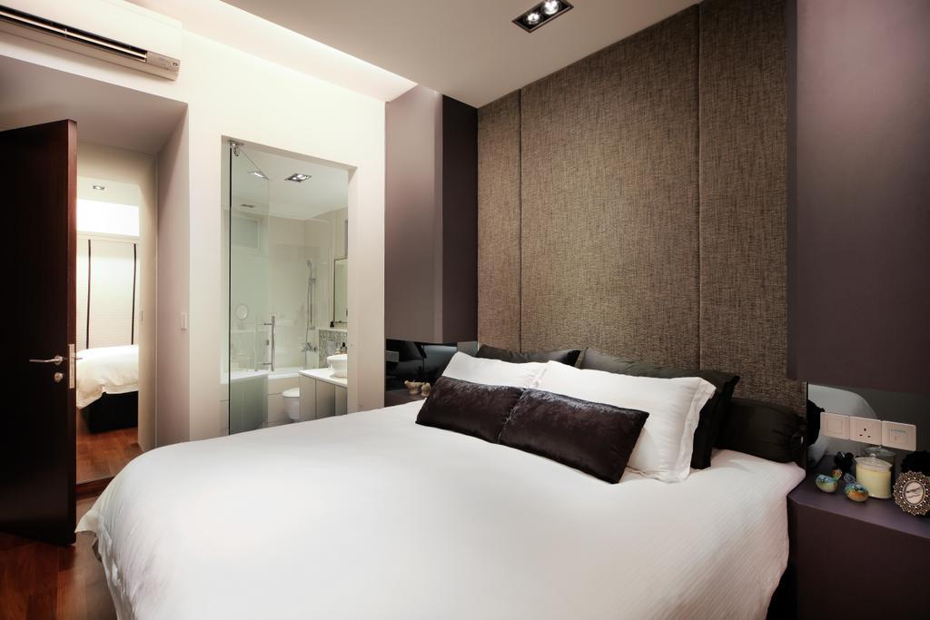 Modern, Condo, Bedroom, The Mercury, Interior Designer, Briey Interior, Contemporary, Bathroom, Indoors, Interior Design, Room