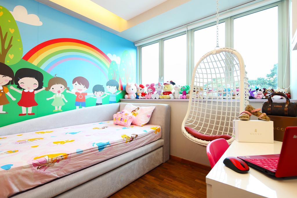 Modern, Condo, Bedroom, Queens, Interior Designer, Briey Interior, Envelope, Greeting Card, Mail, Indoors, Interior Design