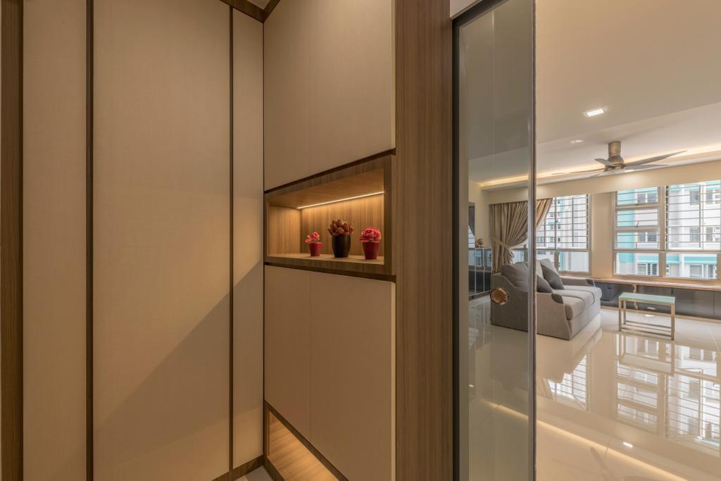 Modern, HDB, Living Room, Woodlands Rise, Interior Designer, DS 2000 Interior & Design, Building, Housing, Indoors