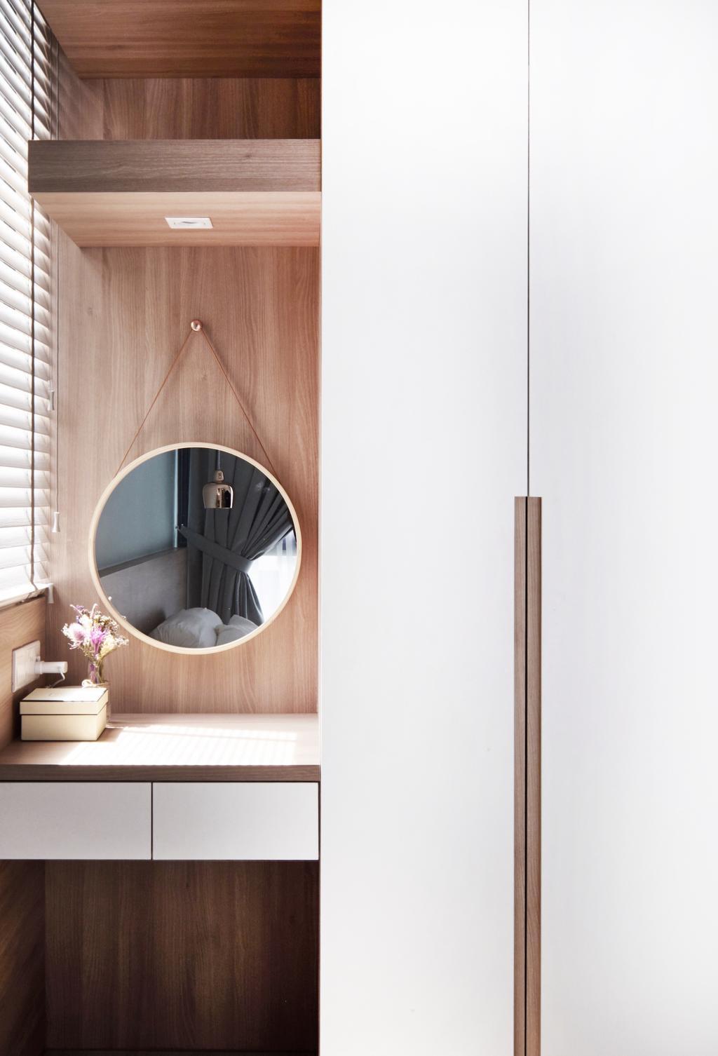 Scandinavian, Condo, Bellewaters, Interior Designer, Lemonfridge Studio