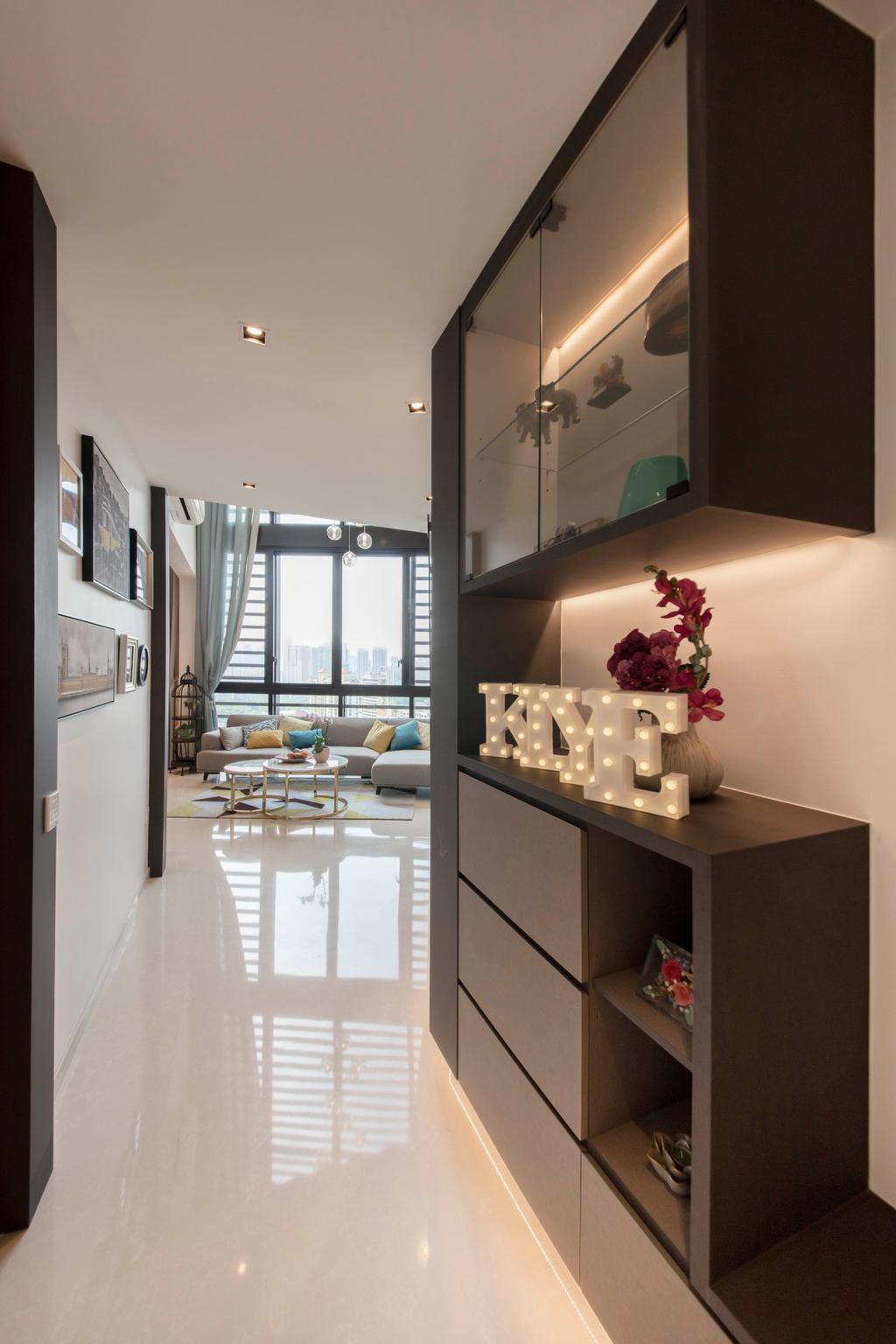Modern, Condo, The Crest, Interior Designer, Starry Homestead, Dining Room, Indoors, Interior Design, Room