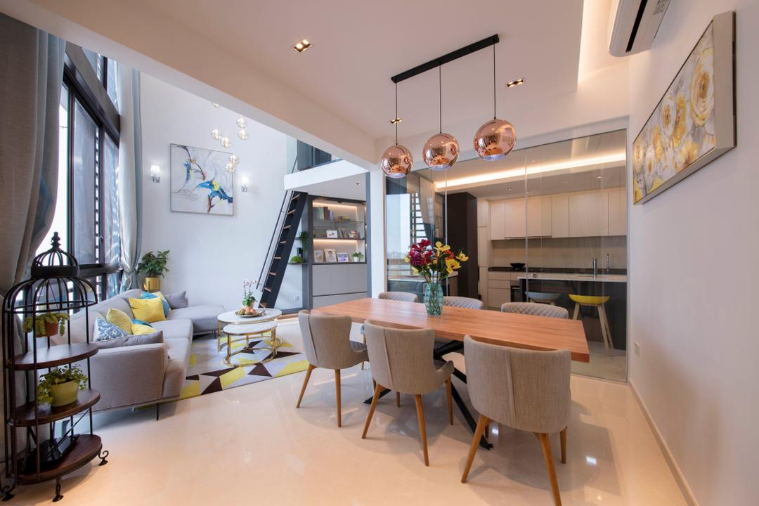 The crest interior design renovation projects in singapore - Registered interior designer georgia ...