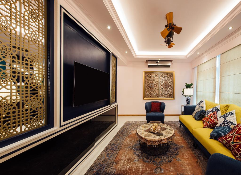 Canberra Street by Fatema Design Studio