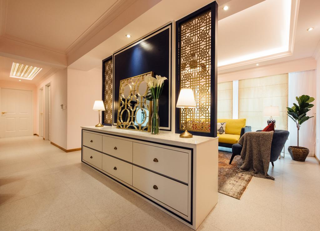 Modern, HDB, Canberra Street, Interior Designer, Fatema Design Studio, Furniture, Indoors, Interior Design