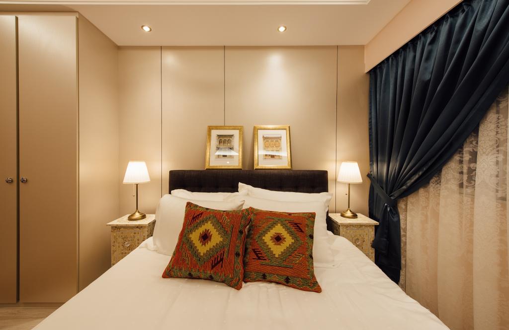 Modern, HDB, Bedroom, Canberra Street, Interior Designer, Fatema Design Studio, Indoors, Interior Design, Room