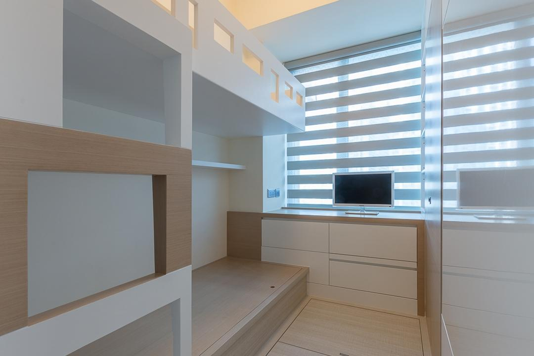 一號銀海, 和生設計, 摩登, 睡房, 私家樓, Shelf, Indoors, Interior Design