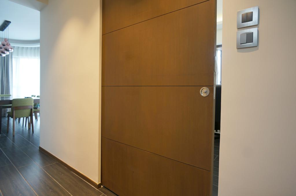 簡約, 私家樓, 龍騰閣, 室內設計師, 和生設計, Molding, Flooring