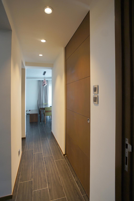 簡約, 私家樓, 龍騰閣, 室內設計師, 和生設計, Flooring, Floor