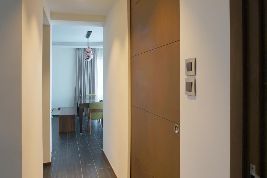龍騰閣, 和生設計, 簡約, 私家樓, Flooring, Floor