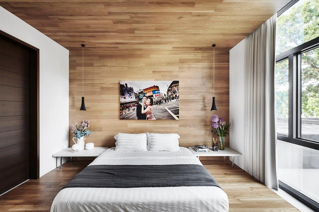 River Place, akiHAUS, Modern, Bedroom, Condo, Collage, Poster, Indoors, Interior Design