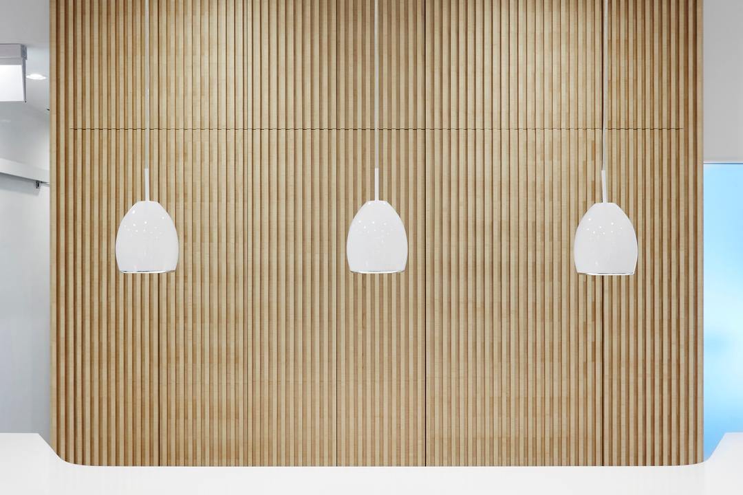 Dental on the Bay, akiHAUS, Minimalistic, Commercial, Lamp, Lampshade