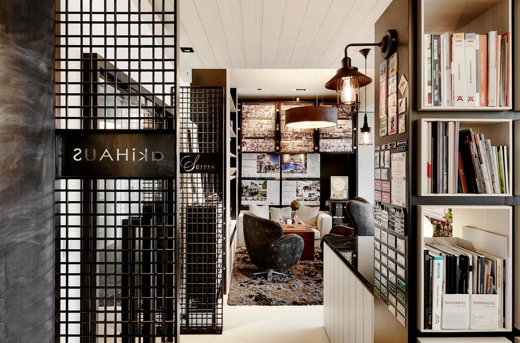 akiHAUS Office, Commercial, Interior Designer, akiHAUS, Eclectic, Bookcase, Furniture