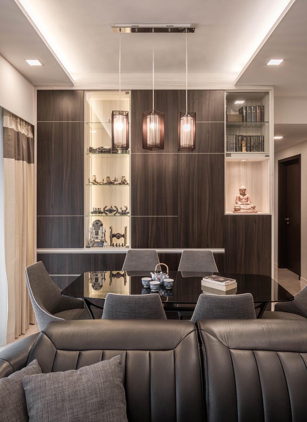 Modern, HDB, Bedok Reservoir, Interior Designer, Zenith Arc, Chair, Furniture, Indoors, Interior Design