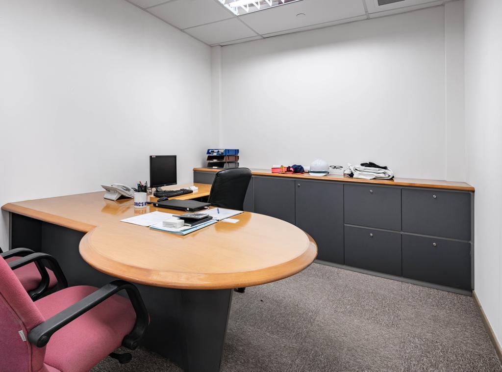 Tuas Bay Close, Commercial, Interior Designer, Zenith Arc, Modern, Chair, Furniture, Desk, Table