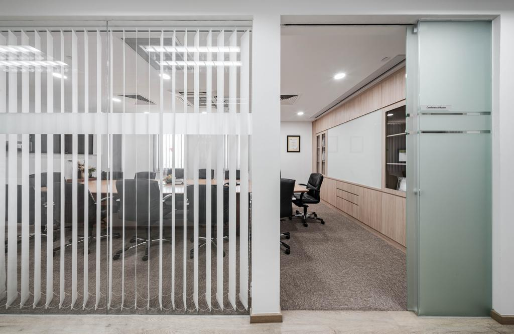 Tuas Bay Close, Commercial, Interior Designer, Zenith Arc, Modern, Appliance, Electrical Device, Fridge, Refrigerator, Door, Folding Door