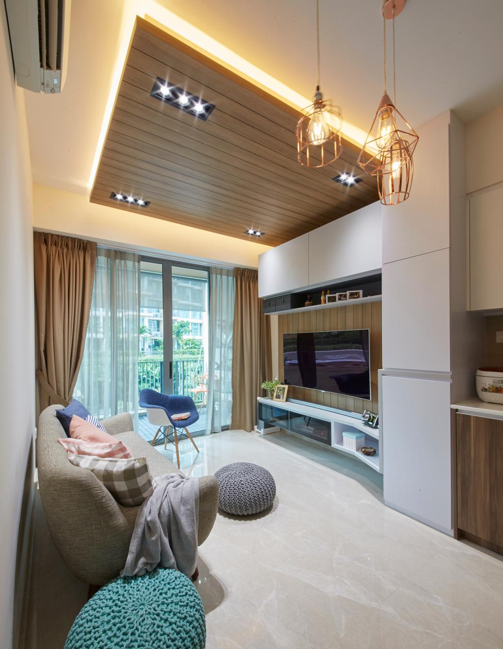 Modern, Condo, The Glades, Interior Designer, Carpenters 匠