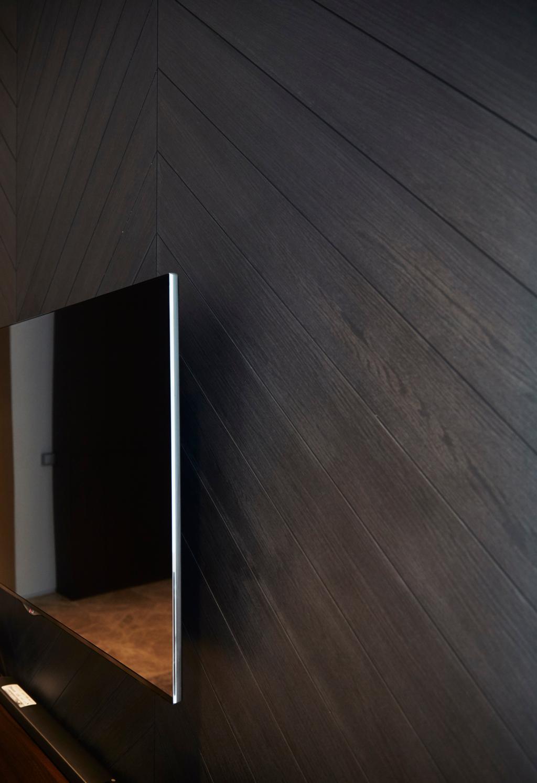 Contemporary, Condo, Living Room, Corals at Keppel Bay, Interior Designer, Carpenters 匠, Feature Wall
