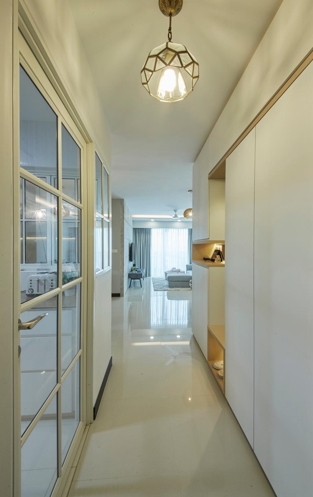 Scandinavian, HDB, Bukit Batok Street 22, Interior Designer, Carpenters 匠, Indoors, Interior Design