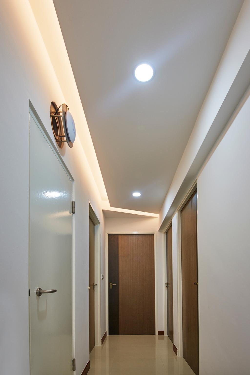Modern, HDB, Punggol Drive, Interior Designer, Carpenters 匠, Basement, Indoors, Room