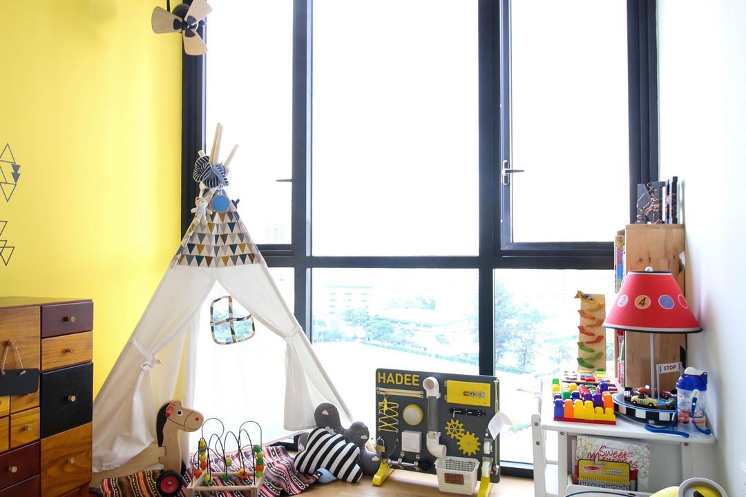 The Trilinq, Carpenters 匠, Contemporary, Eclectic, Condo, Drawer, Furniture