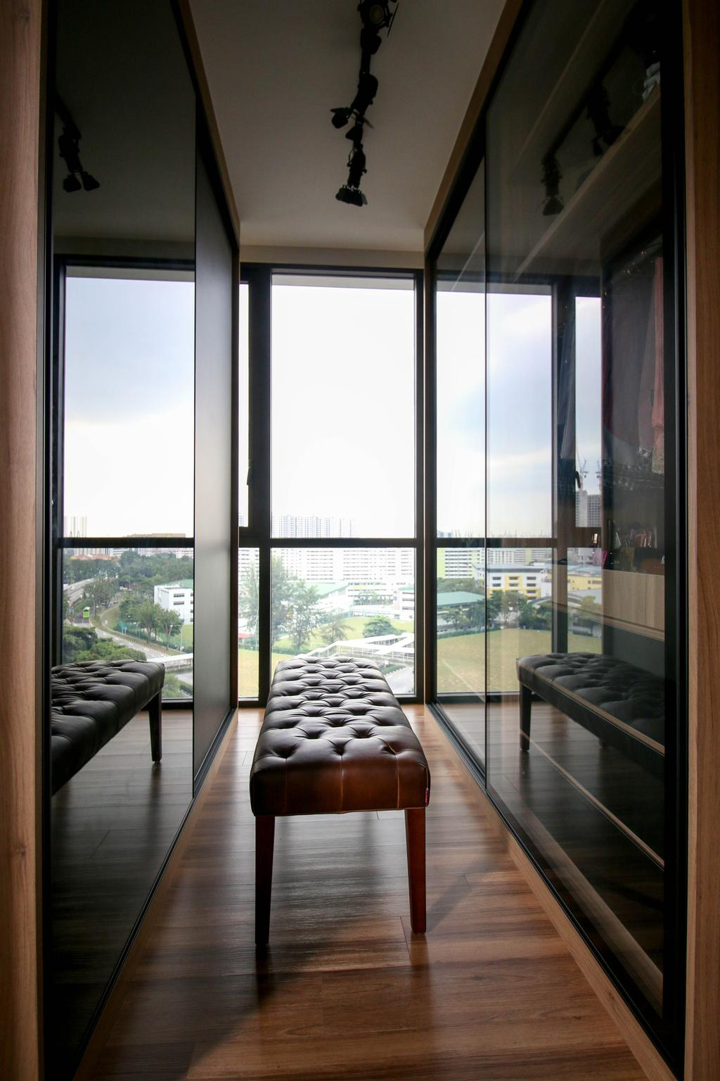 Contemporary, Condo, The Trilinq, Interior Designer, Carpenters 匠, Eclectic, Chair, Furniture, HDB, Building, Housing, Indoors