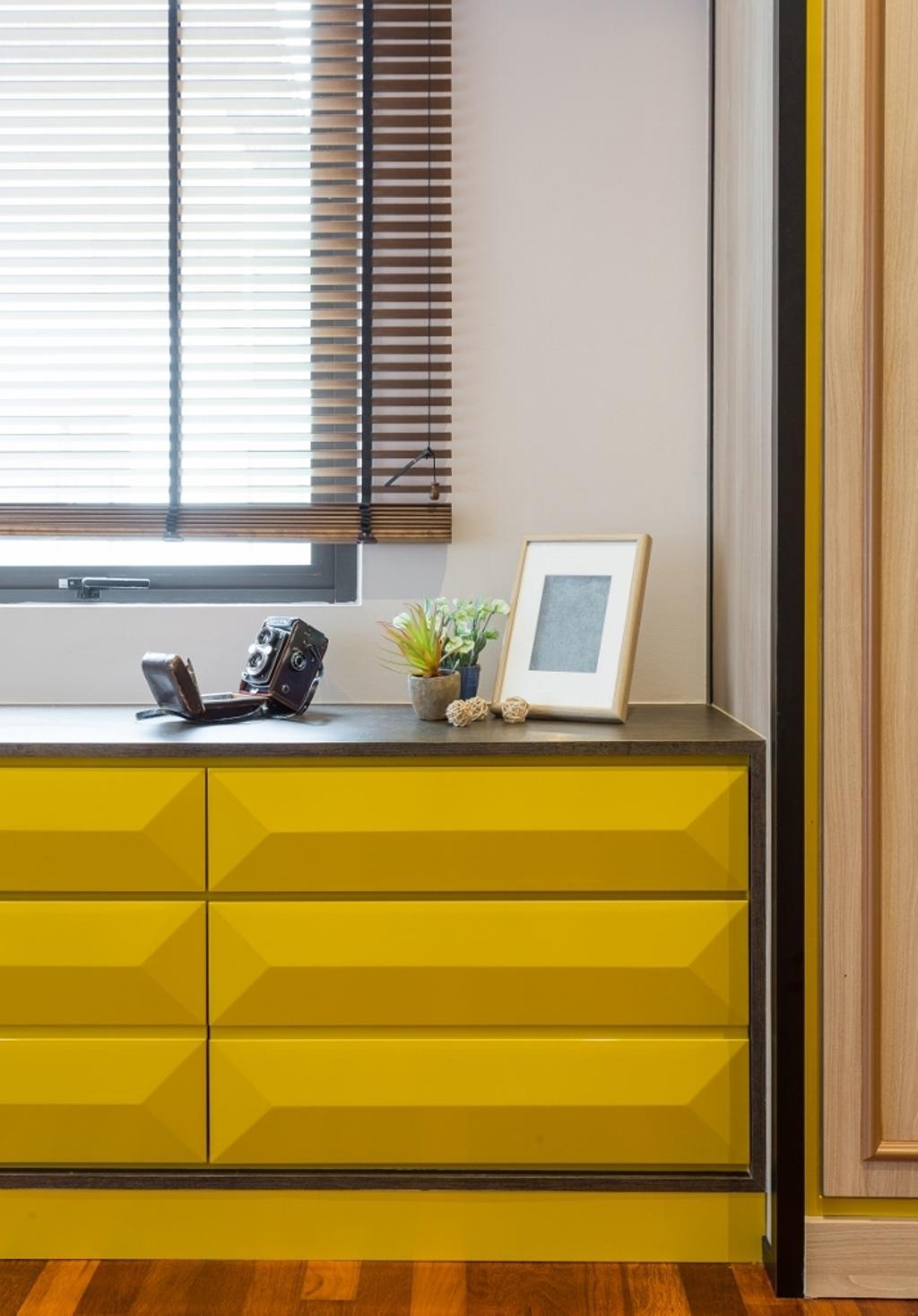 Transitional, Landed, Kota Kemuning, Interior Designer, A Moxie Associates Sdn Bhd, Eclectic