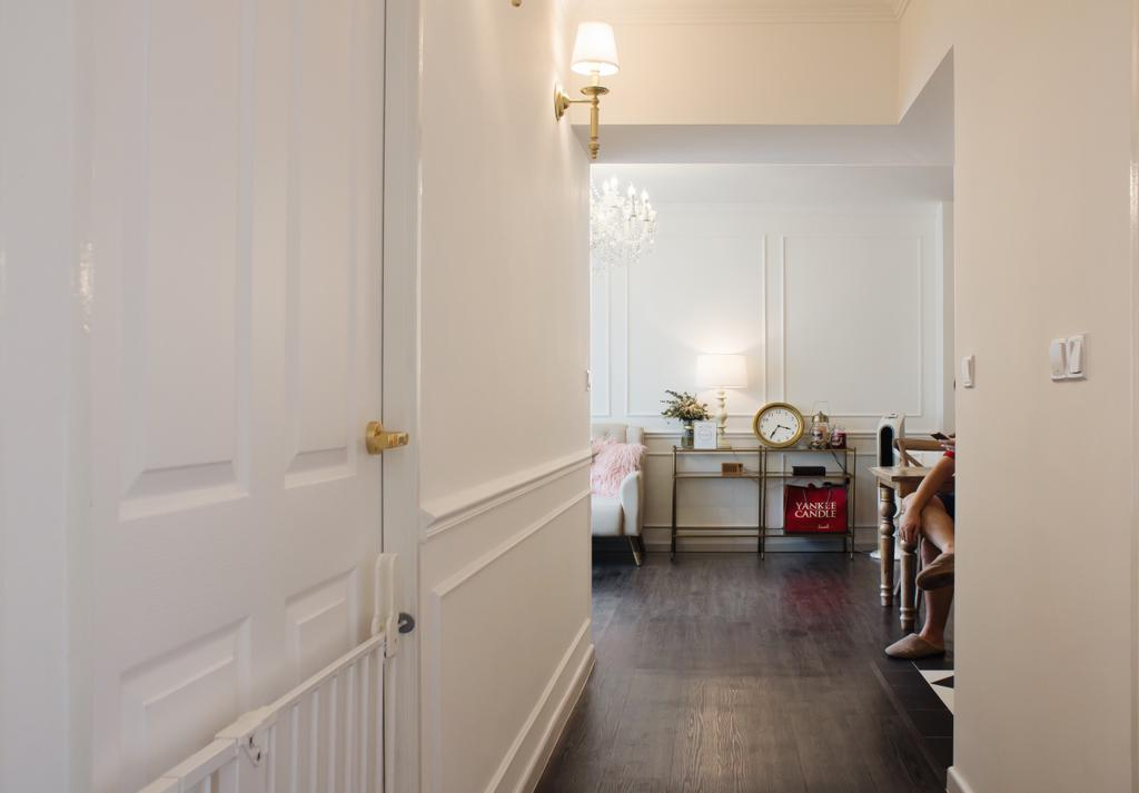 Modern, HDB, Clementi Avenue 4, Interior Designer, Authors • Interior & Styling, Building, Housing, Indoors, Furniture, Sideboard, Flooring