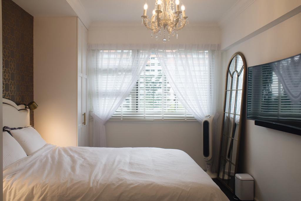 Modern, HDB, Bedroom, Clementi Avenue 4, Interior Designer, Authors • Interior & Styling, Indoors, Interior Design, Room